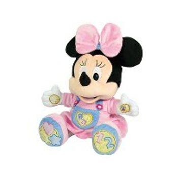 Κούκλα Εκμάθησης Minnie Μιλάει Ελληνικά Disney Baby