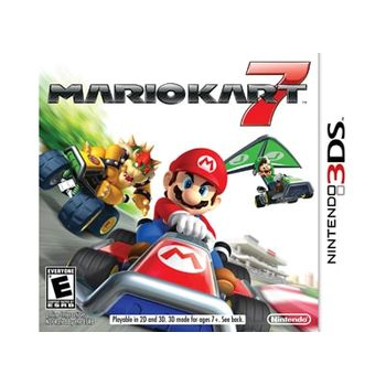 Mario Kart 7 – 3DS/2DS Game
