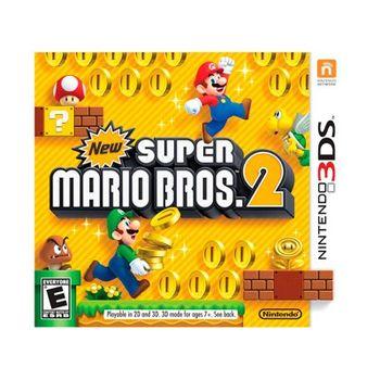 New Super Mario Bros 2 – 3DS/2DS Game