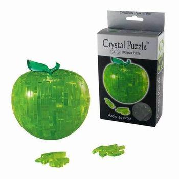 3D Παζλ Μήλο Πράσινο