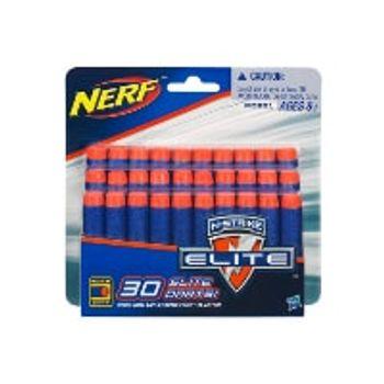 Ανταλλακτικά NERF N-Strike Elite (30 Βελάκια)