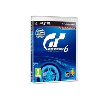 Gran Turismo 6 – PS3 Game