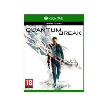XBOX One Game – Quantum Break