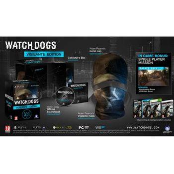 Watch Dogs Vigilante Edition – PS3 *Public Exclusive – PS3 Game
