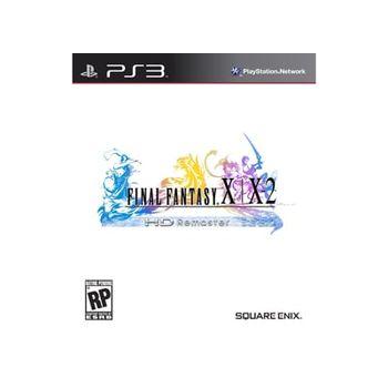 Final Fantasy X / X-2 HD Remaster – PS3 Game
