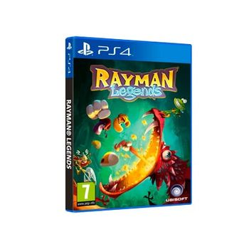 PS4 Game – Rayman Legends