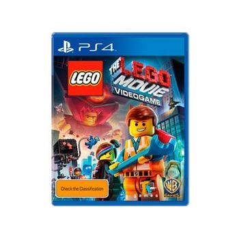LEGO Movie: The Videogame – PS4 Game