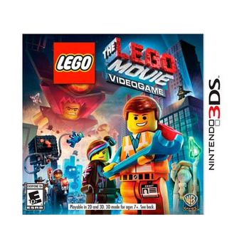 LEGO Movie: The Videogame – 3DS/2DS Game