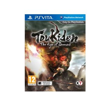 Toukiden: The Age of Demons – PS Vita Game