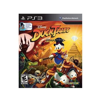 Duck Tales Remastered – PS3 Game