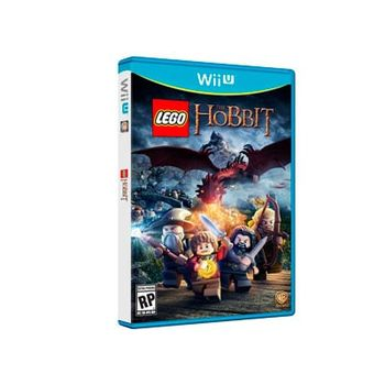 LEGO: The Hobbit – Wii U Game
