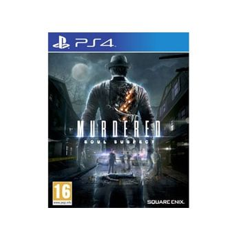 PS4 Game – Murdered: Soul Suspect