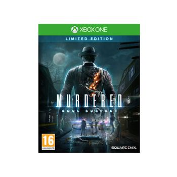 Murdered: Soul Suspect Limited Edition – Xbox One Game