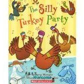 *非看book*超低價【英文平裝繪本】The Silly Turkey Party