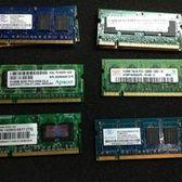 拆機良品 筆記型電腦各廠牌記憶體 隨機 DDR2 DDR3  667 1333 1G  512MB RAM記憶體