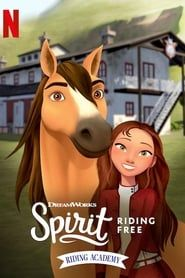 Spirit Riding Free: Riding Academy (2020)