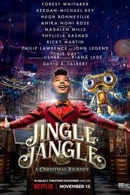 Jingle Jangle: A Christmas Journey (2020) Film Online Subtitrat