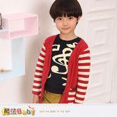 魔法Baby~兒童針織開襟外套 專櫃品牌流行童裝~k37234