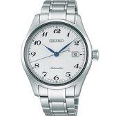 【SEIKO 精工】Presage 6R15 簡約時尚者機械腕錶(40mm/6R15-03N0S)