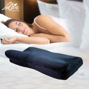 【Incare】日本4D技術舒壓透氣防鼾蝶型枕 (加大新版)
