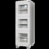 防潮家 D-680E 電子防潮箱 快速指針型 庫房防潮管理 鏡片專用 防潮珍貴物品收藏