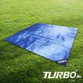 【TURBO TENT】高品質PE墊(3m x 3m)