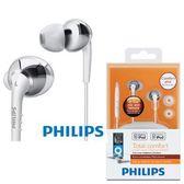 PHILIPS SHE9755 iPod專用線控附麥克風密閉型耳塞式耳機