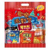 【聯華食品】休閒綜合量販包(6大包/袋)