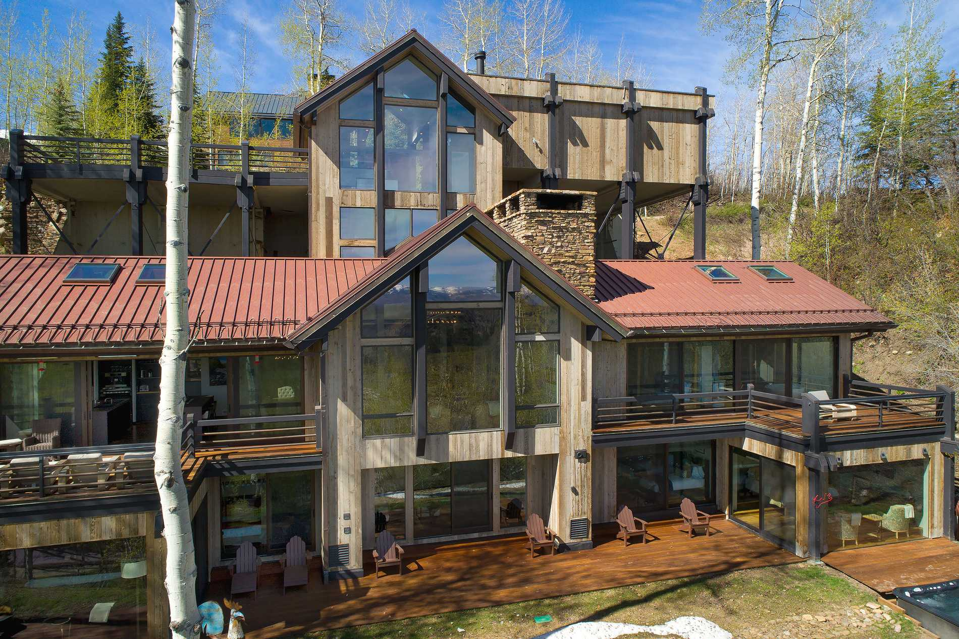 1581 Wood Road Snowmass Village Photo 4