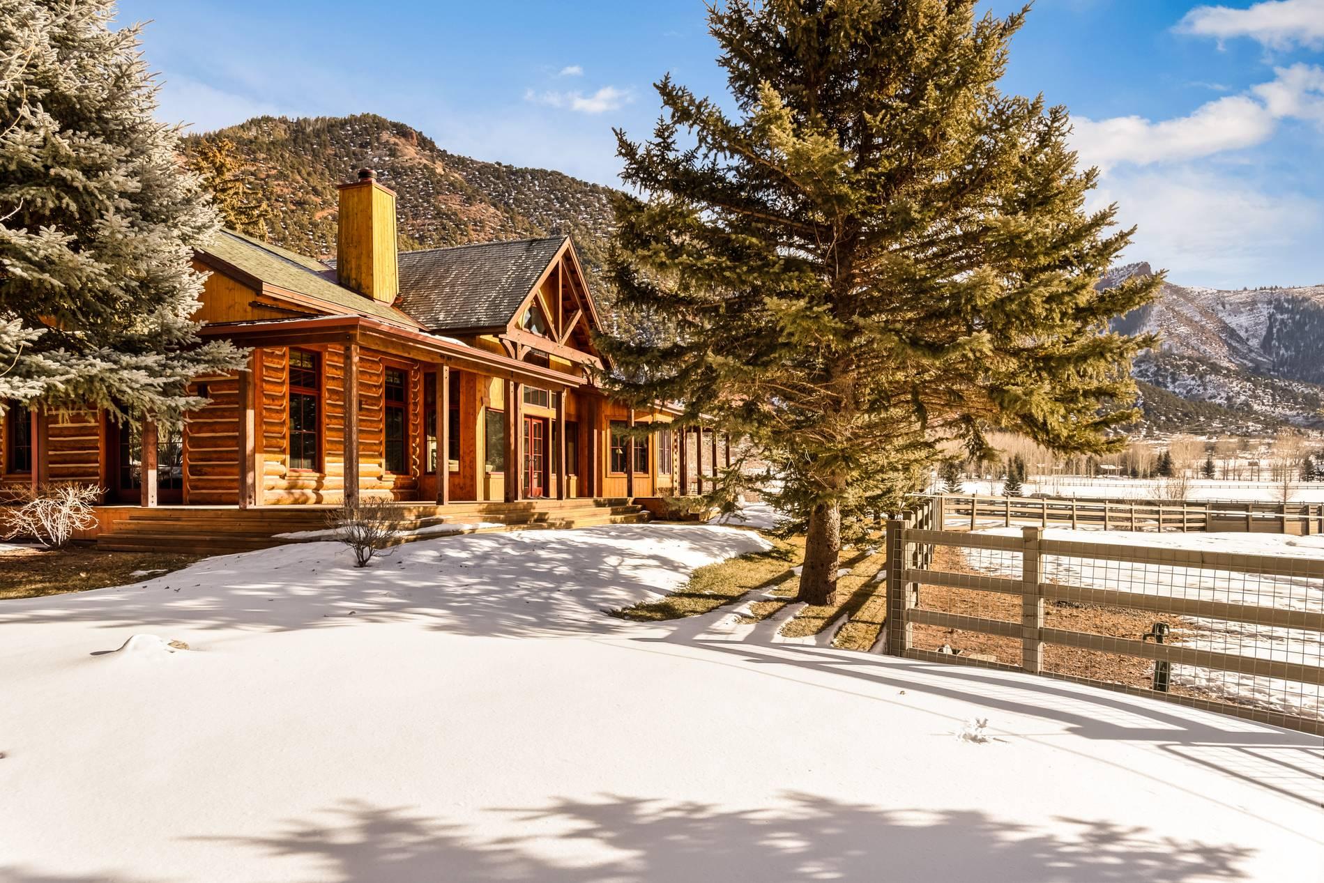 50 E River Ranch Road Snowmass Photo 7