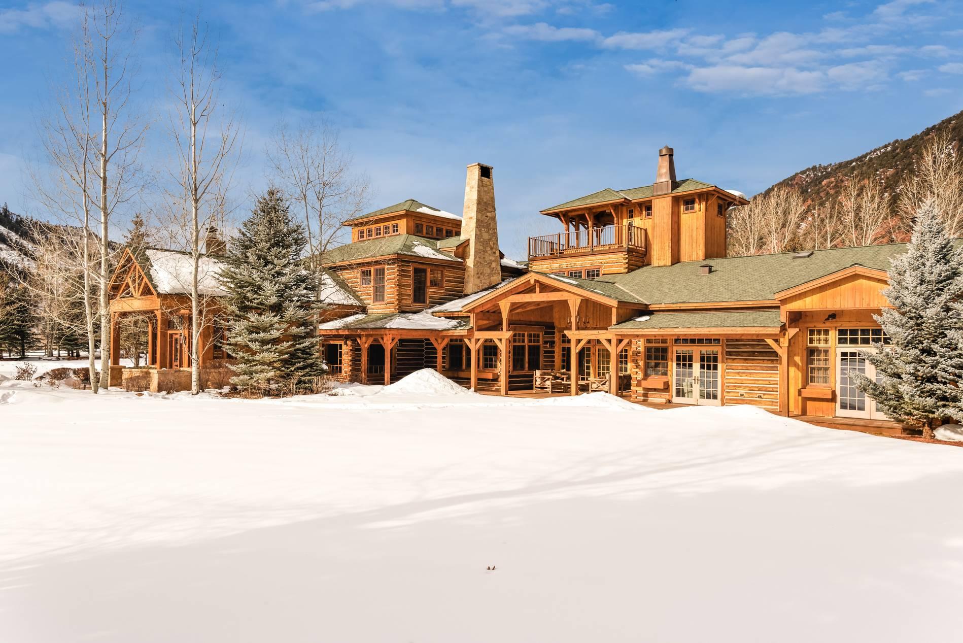 50 E River Ranch Road Snowmass Photo 2