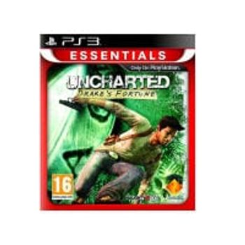 Uncharted: Drake's Fortune – Essentials – PS3 Game