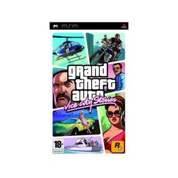 Grand Theft Auto Vice City Stories – PSP Game