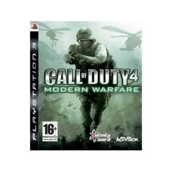 Call of Duty 4 – Modern Warfare – PS3 Game