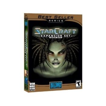 PC Game – StarCraft & StarCraft Brood War Best Seller