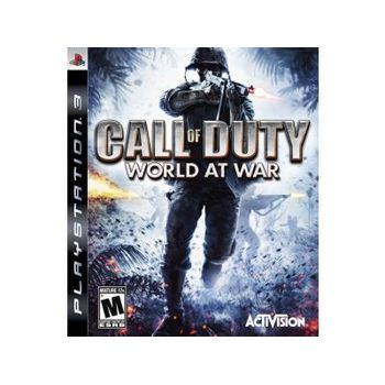 Call of Duty World at War – PS3 Game