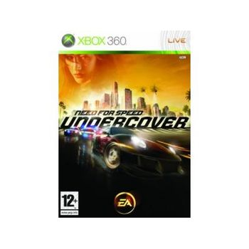 XBOX 360 Game – Need for Speed Undercover