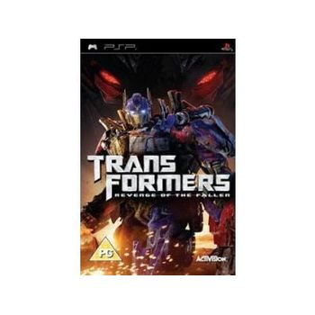 Transformers 2 – PSP Game