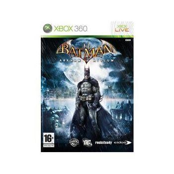 Batman Arkham Asylum GOTY – Xbox 360 Game