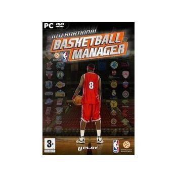 PC Game – International Basketball Manager