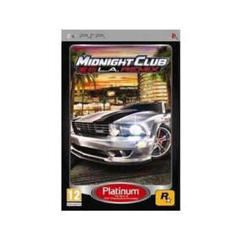 Midnight Club: LA Remix Platinum – PSP Game