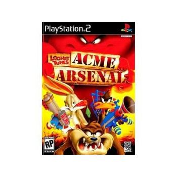 Looney Tunes: Acme Arsenal – PS2 Game