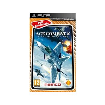 Ace Combat X Skies of Deception Essential – PSP Game