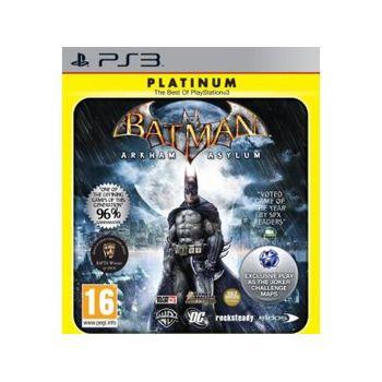 Batman Arkham Asylum Platinum – PS3 Game