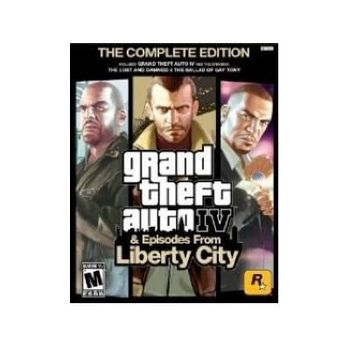 Grand Theft Auto 4 Complete Edition – PC Game