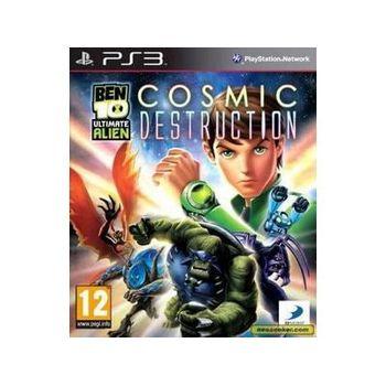 Ben 10 – Ultimate Alien – Cosmic Destruction – PS3 Game
