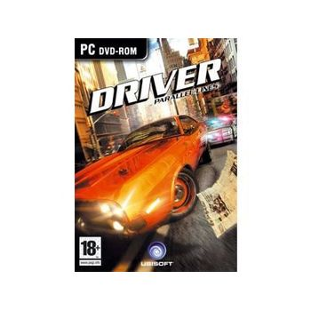 Driver Parallel Lines – PC Game