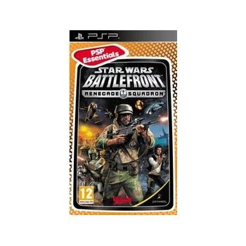 Star Wars Battlefront – Renegade Squadron Essentials – PSP Game