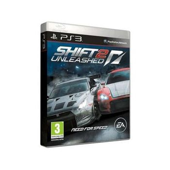 Need for Speed Shift 2 Unleashed – PS3 Game