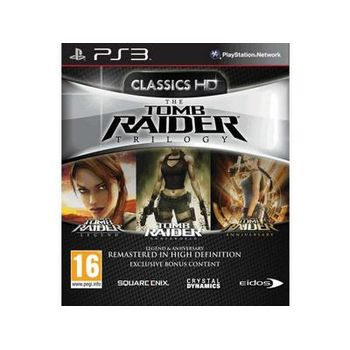 Tomb Raider Τriple Pack HD – PS3 Game
